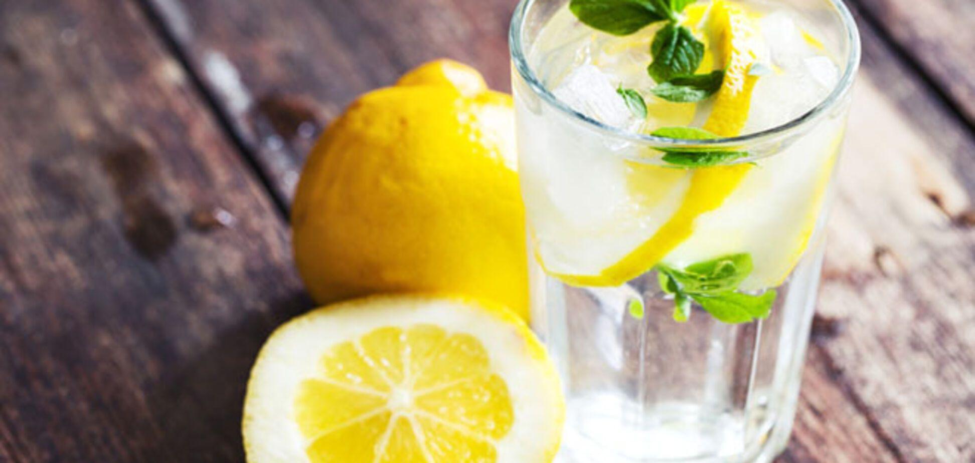 Ранок потрібно починати зі склянки води з лимоном: у чому секрет
