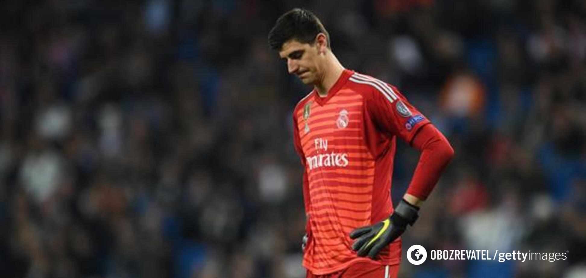 Офіційно: 'Реал' виступив із заявою про конкурента Луніна