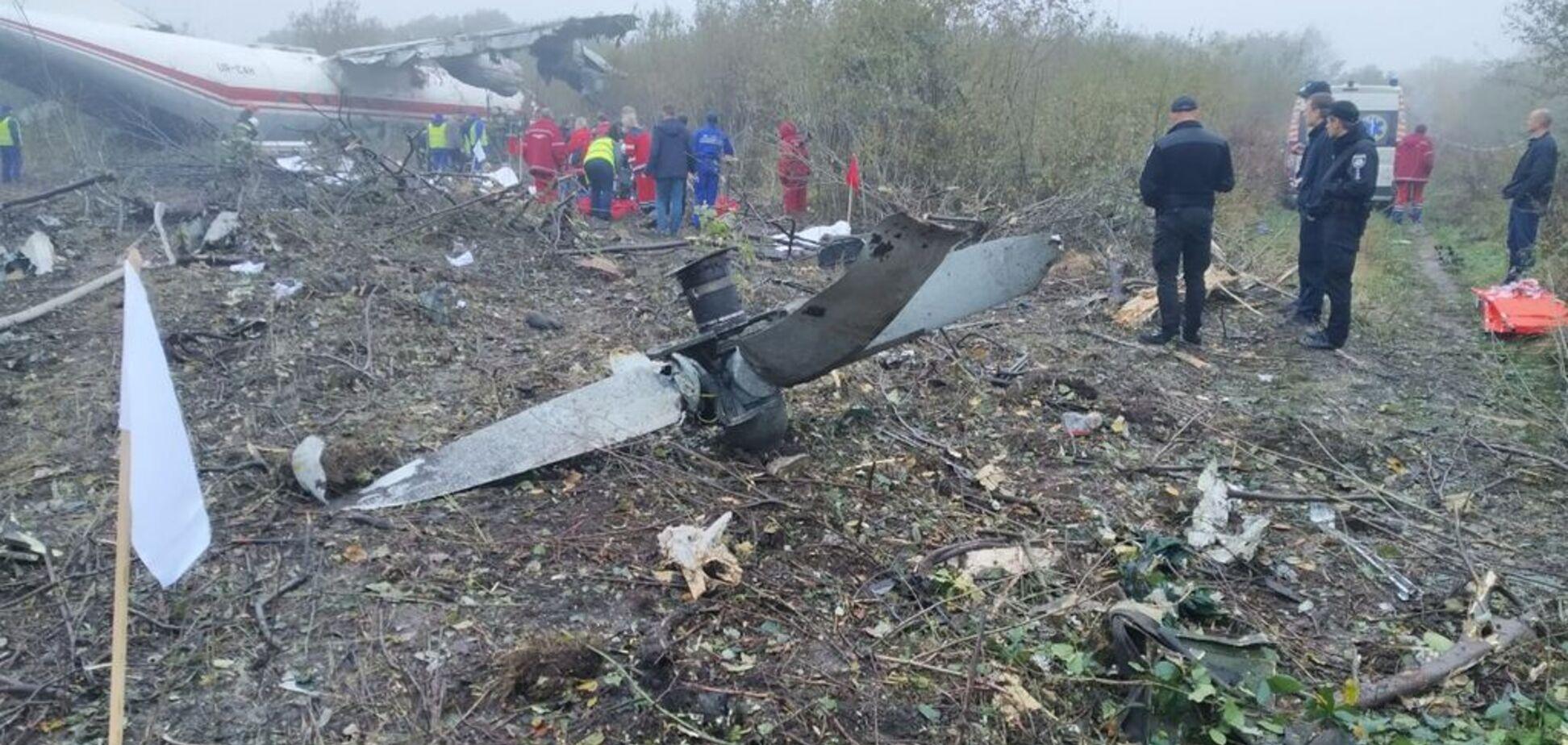 Смертельна НП з літаком під Львовом: названо кількість жертв