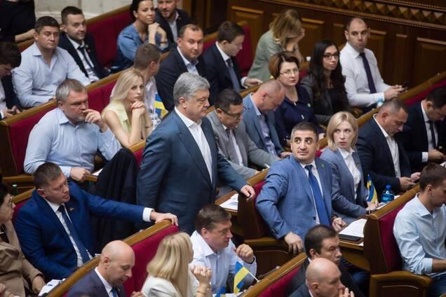 """Порошенко предложил Зеленскому альтернативу """"формуле Штайнмайера"""""""