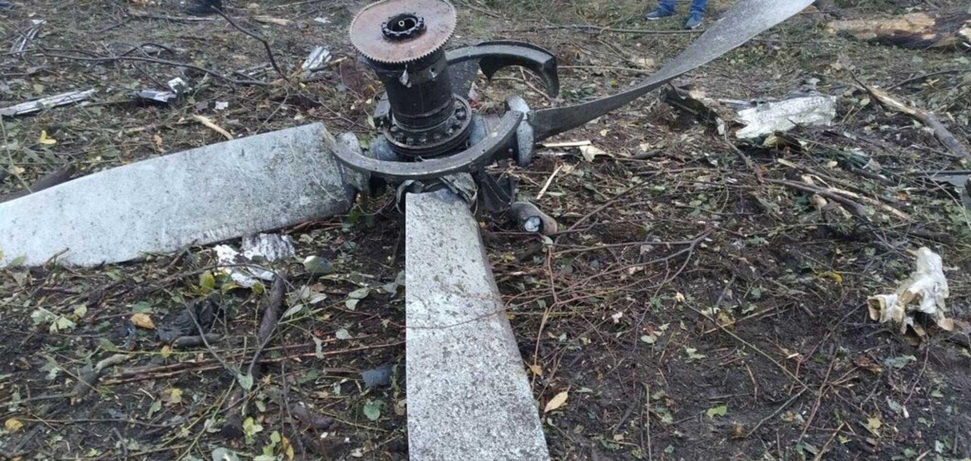 Катастрофа с самолетом под Львовом: названа неожиданная причина