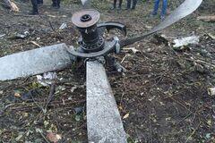 Катастрофа з літаком під Львовом: названа несподівана причина