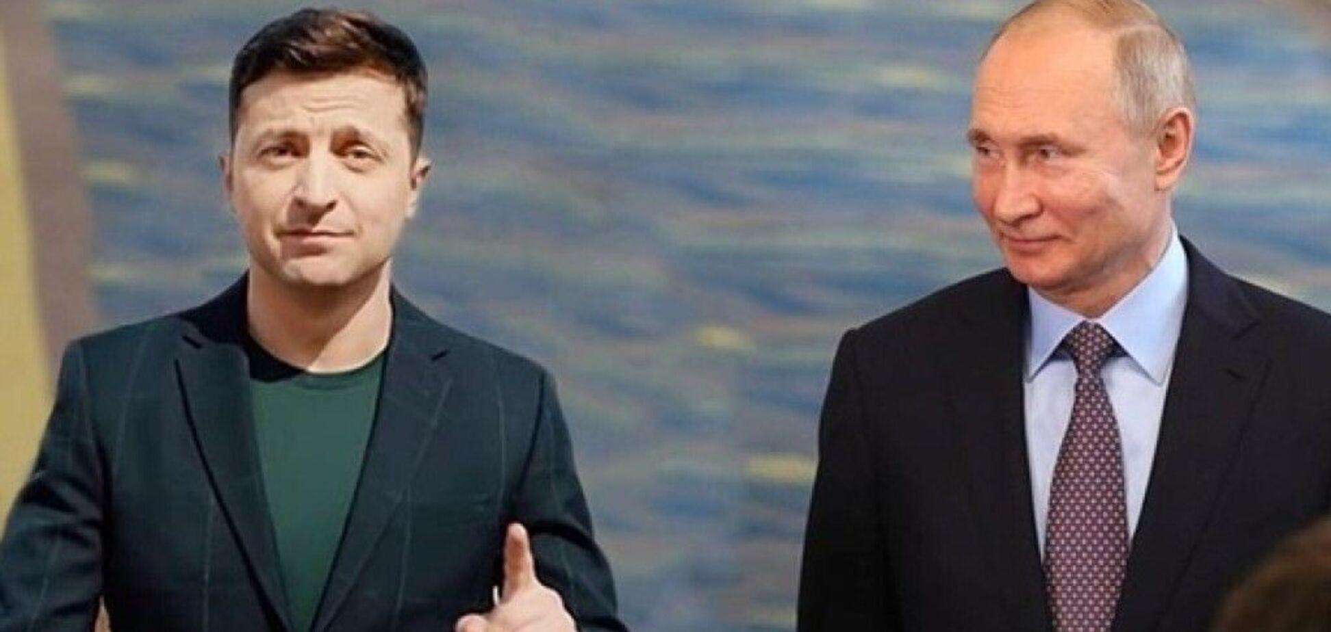 'Не враги, а один народ': политолог раскрыл намерения Путина в отношении Зеленского