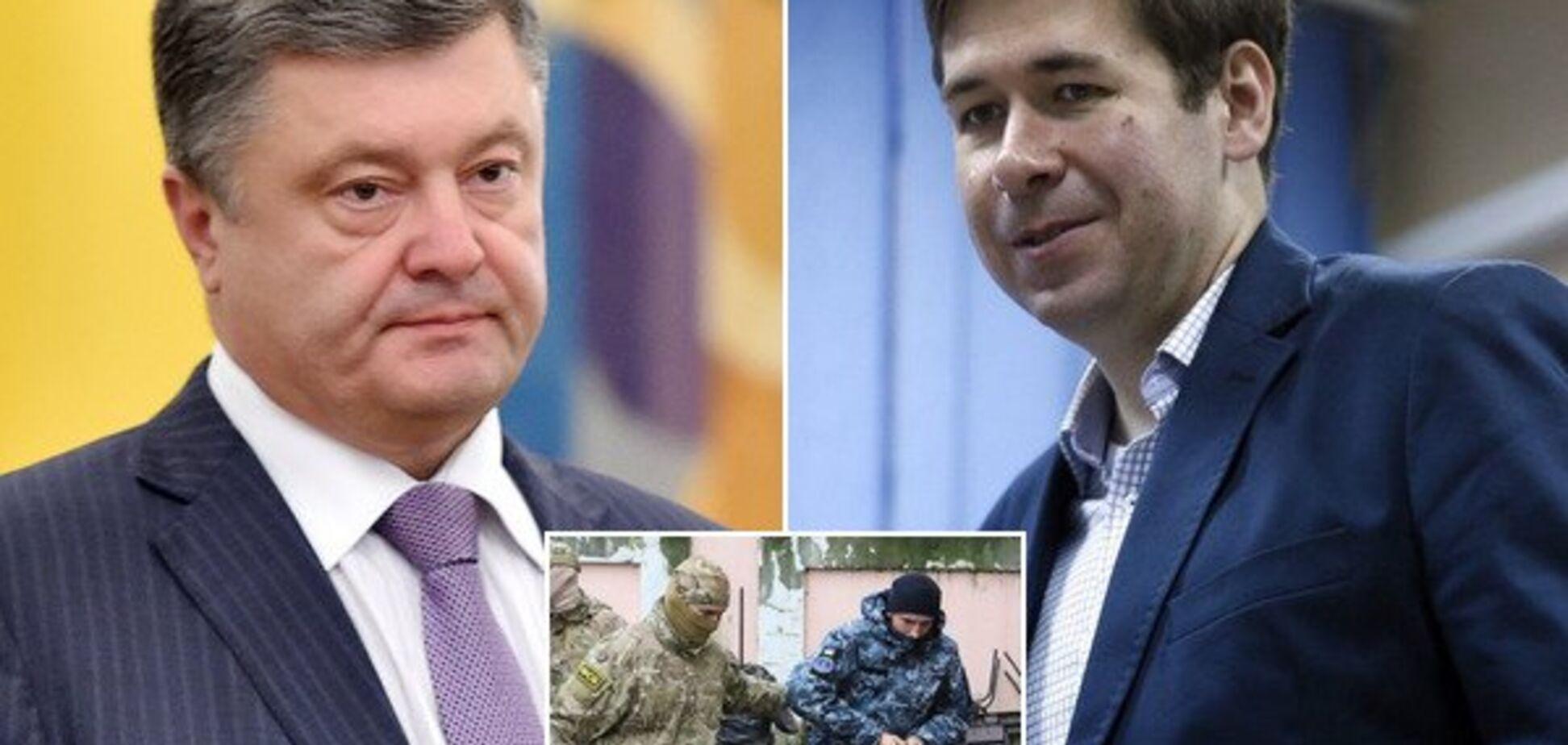 Илья Новиков будет представлять интересы Петра Порошенко