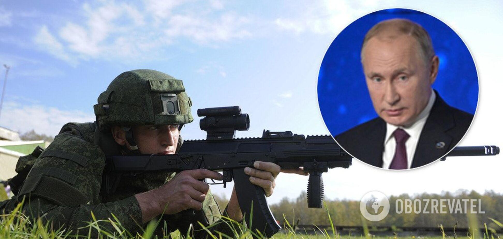 Закон про особый статус Донбасса напишет Путин