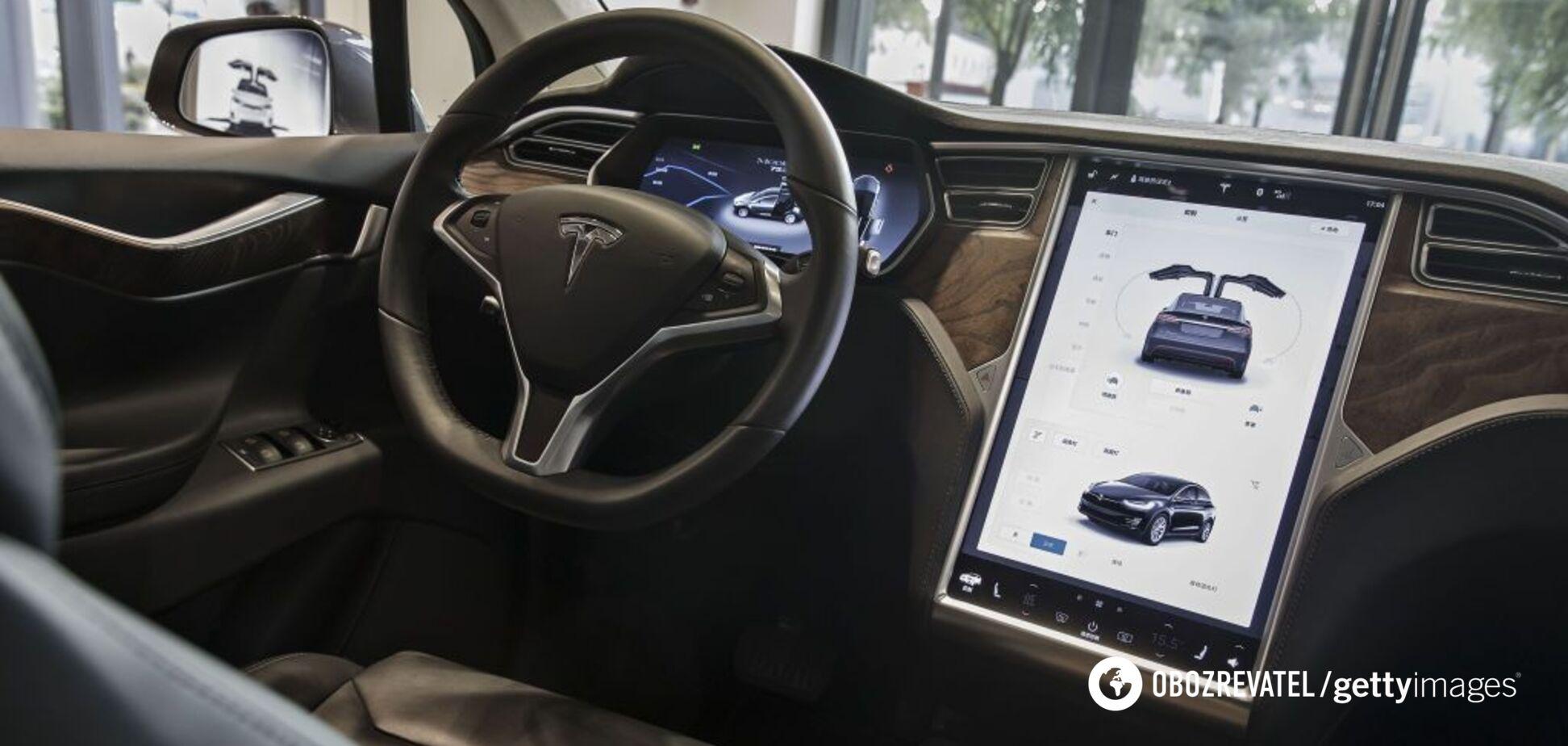 Маск задумал добавить уникальную функцию в электрокары Тесла