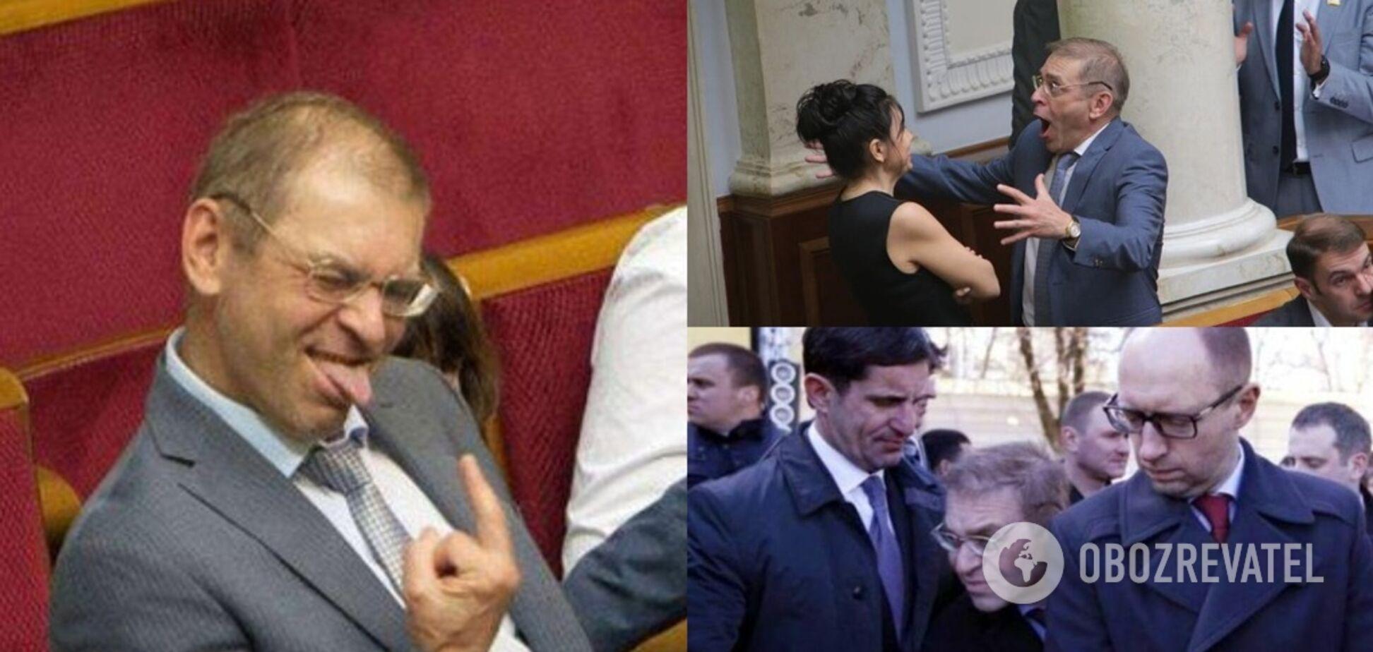 Скандальному Пашинскому объявили о подозрении