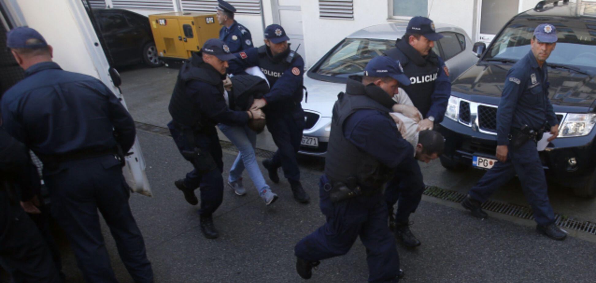 Розкрито імена росіян, причетних до спроби перевороту в Чорногорії