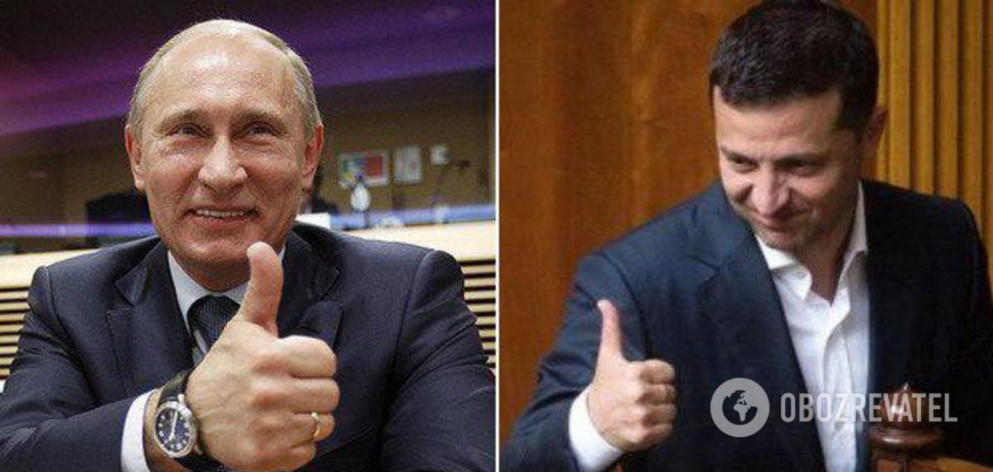 'Слуга народа' собралась согласовывать с Россией закон о статусе Донбасса