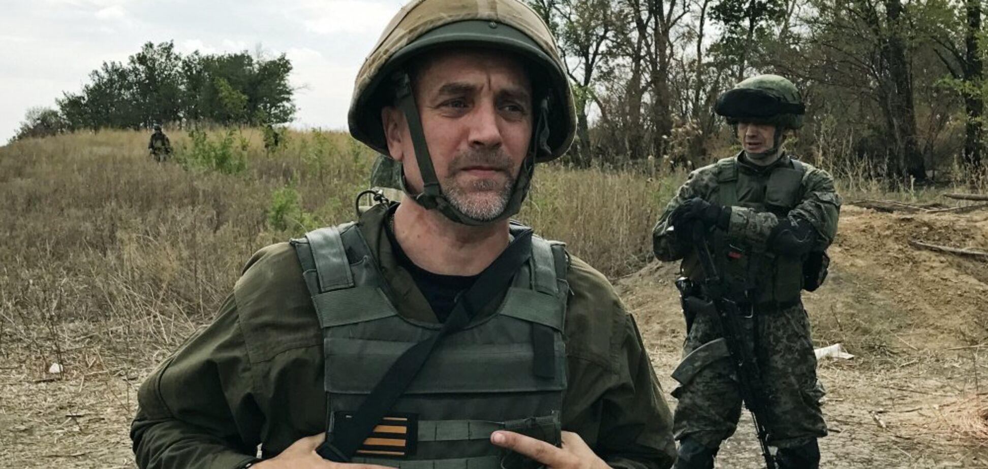 Убивал и творил беспредел? Как Прилепин воевал в 'ДНР'