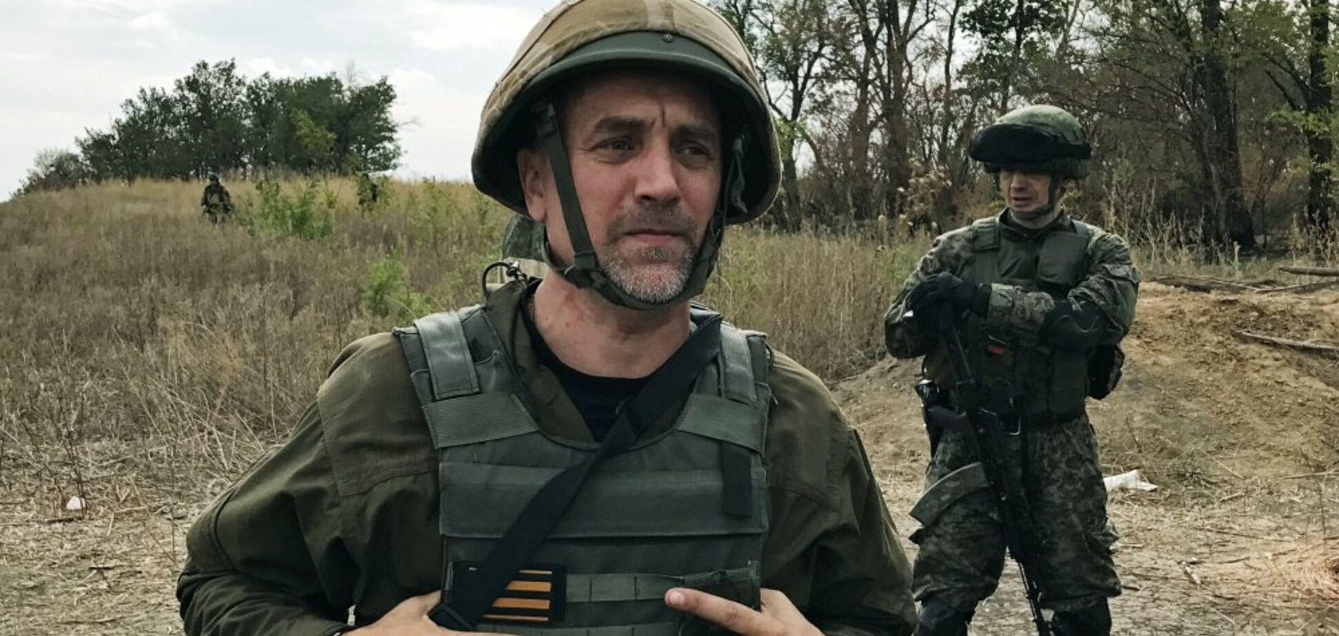 Прилепин украинцев не убивал? В 'ДНР' развенчали 'подвиги' писателя