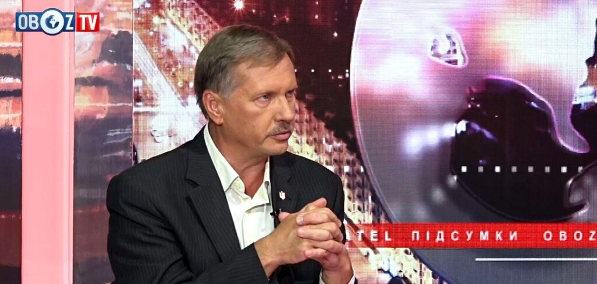 'Янукович – ссыкливый трус': Чорновил рассказал, кто стоял за разгоном Майдана