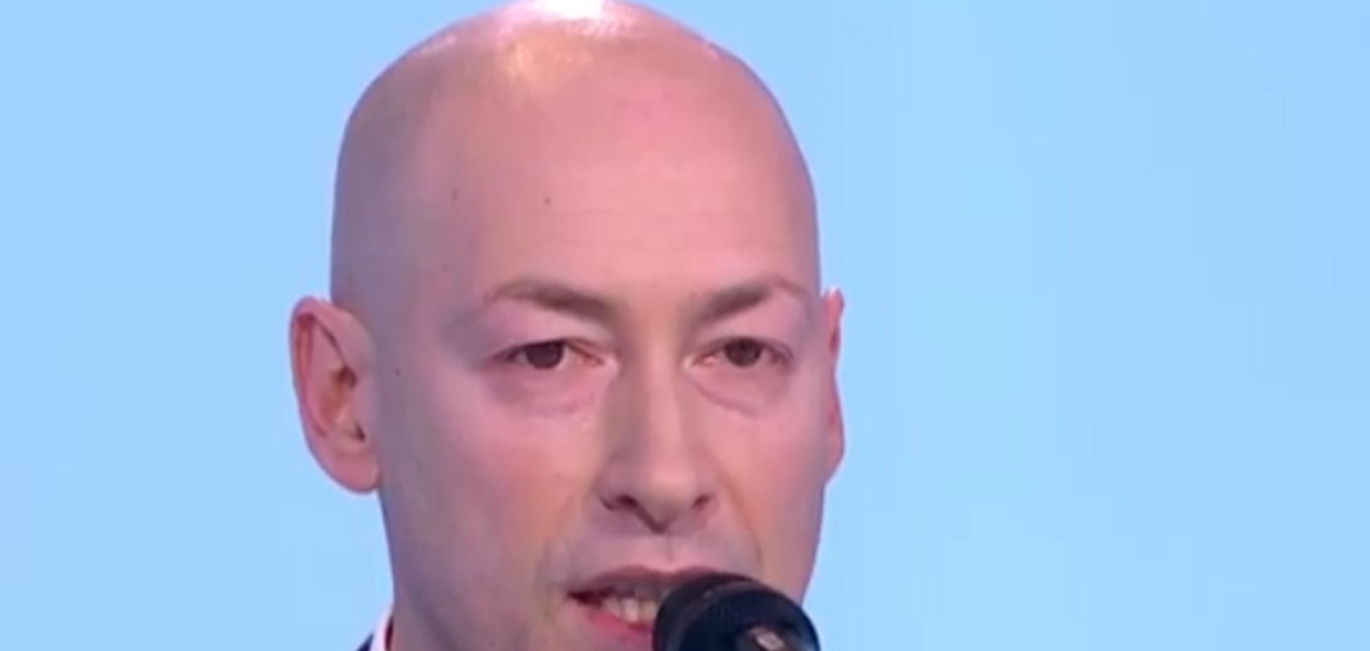 Гордон призвал Зеленского оградить Донбасс и Крым забором