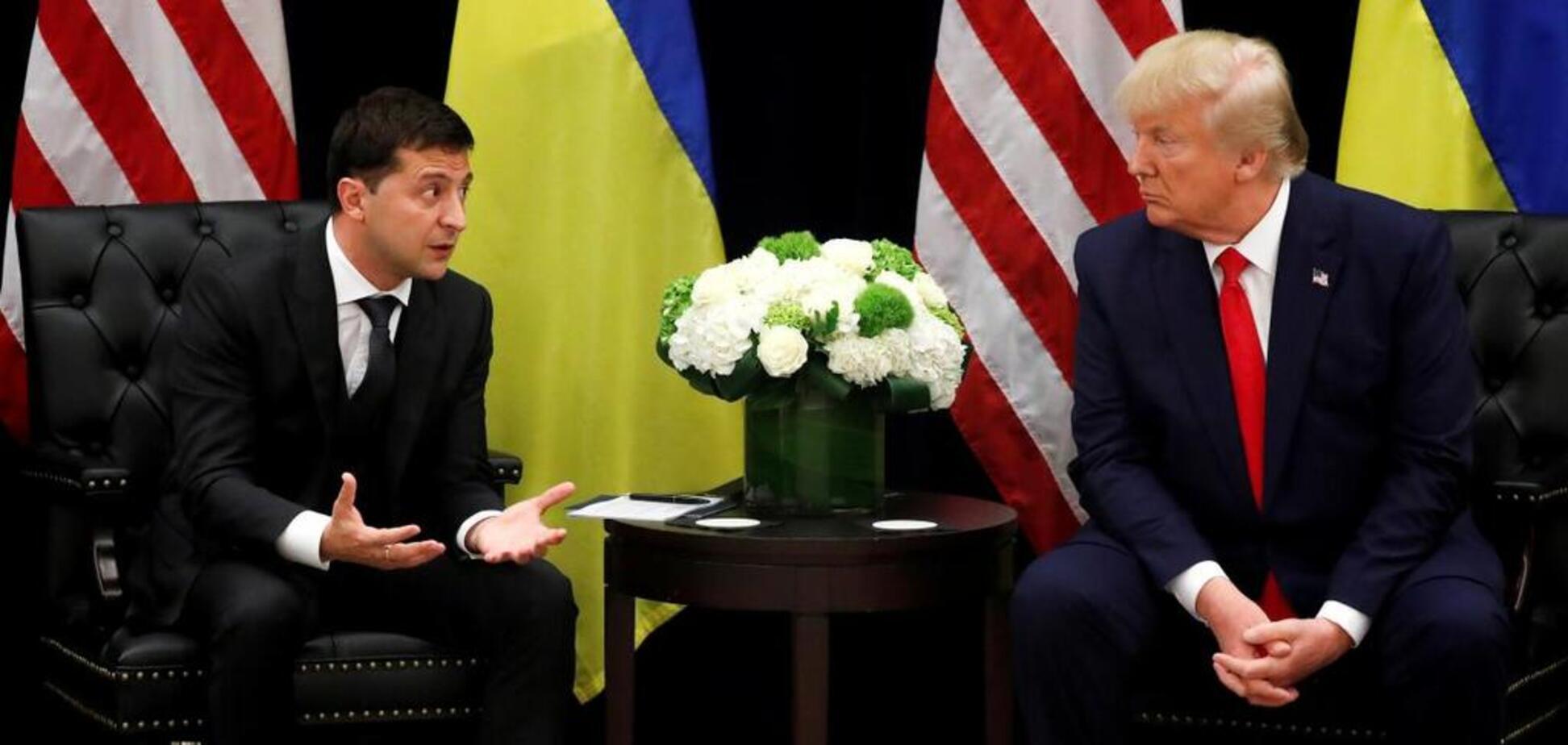Как Трамп использует Украину