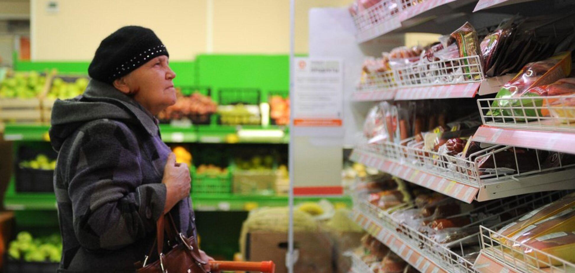 'Готуються до найгіршого': з'явилася причина високих цін на продукти в Україні