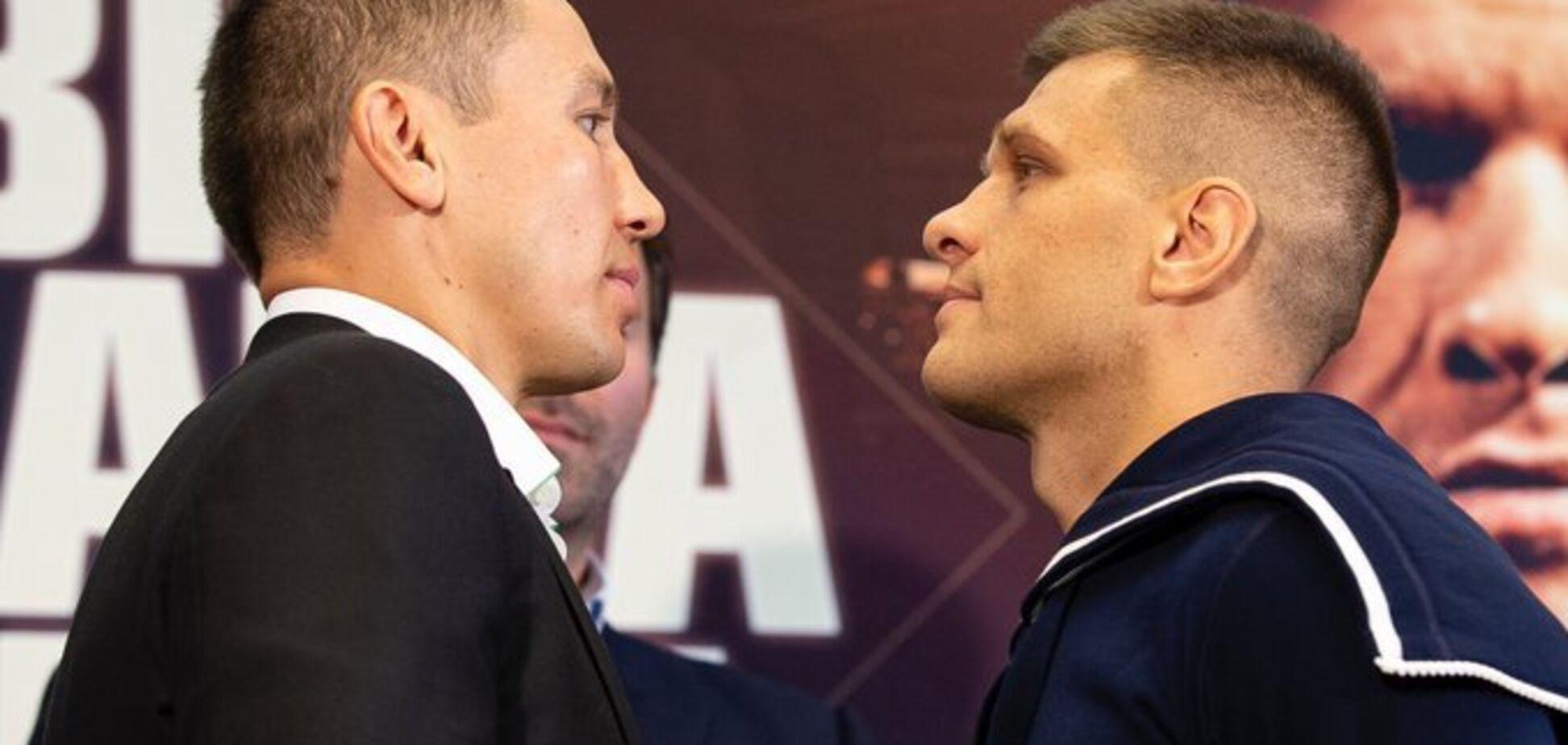 Головкин - Деревянченко: онлайн видео-трансляция чемпионского боя
