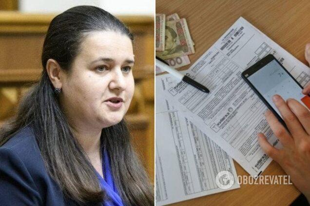 Українцям не знизять тарифи на комуналку: відома причина