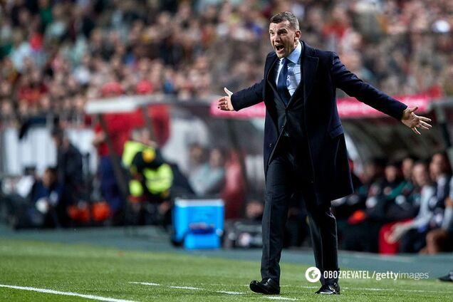 Шевченко назвал главное требование к футболистам сборной Украины