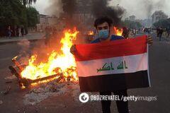 Ирак взорвали массовые протесты: погибли 70 человек