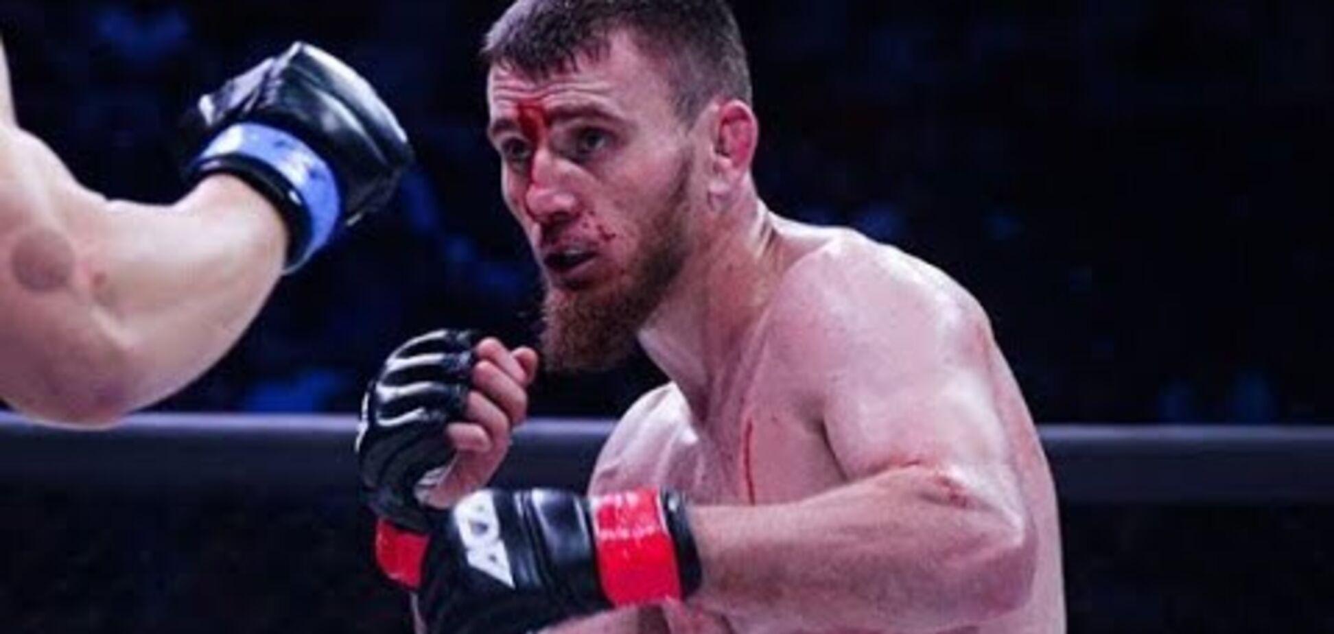 Боец-чемпион испортил праздник Кадырову в Грозном - опубликовано видео