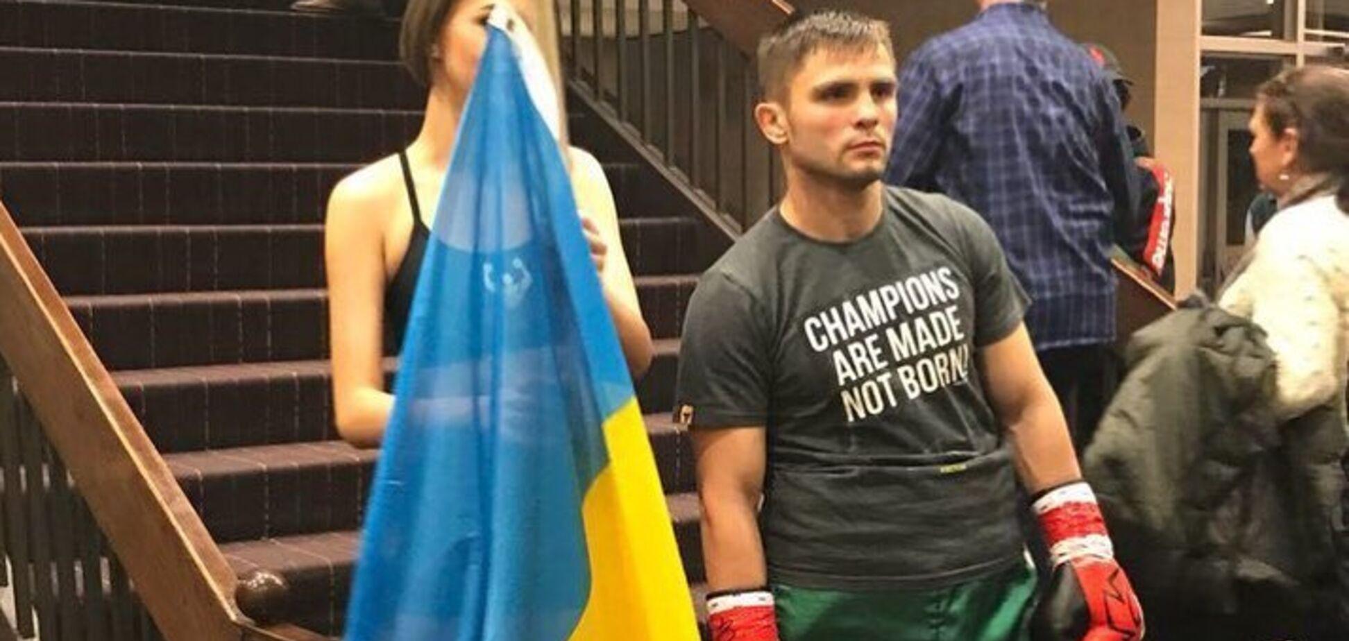 Непереможний український боксер убивчим нокаутом відправив суперника в лікарню