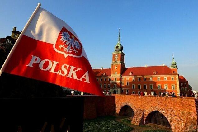 Иллюстрация. Польша