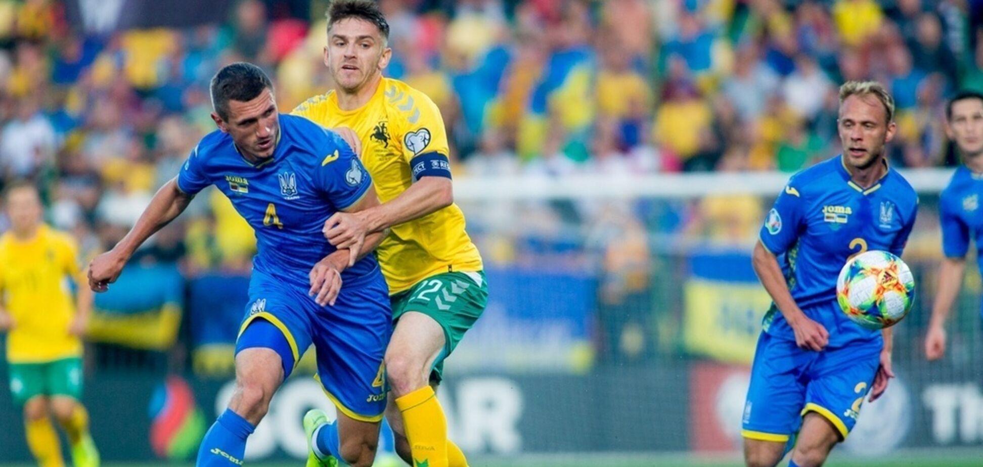 Стартові склади! Україна – Литва: де дивитися онлайн ключовий матч відбору Євро-2020 – розклад трансляцій