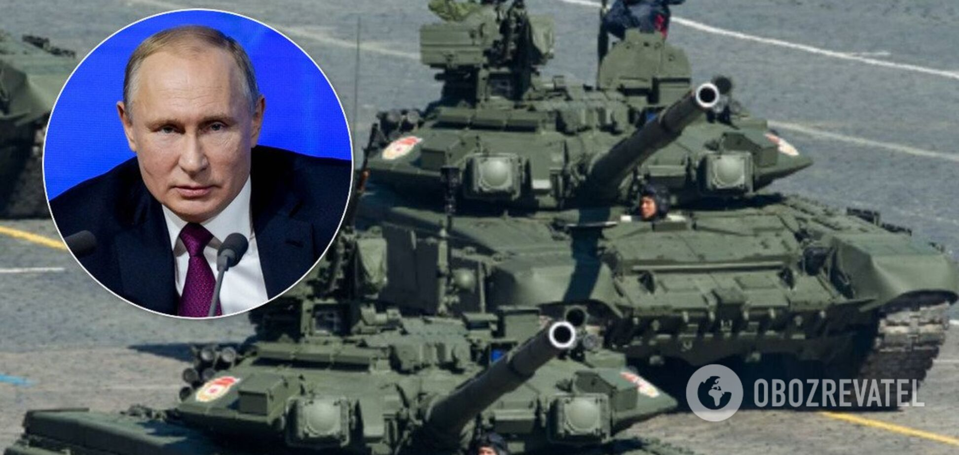 Этот год станет для Путина переломным