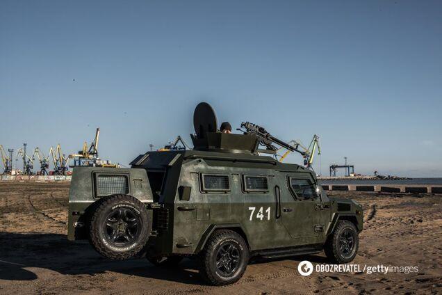Позиции ВСУ попали под минометный огонь: есть раненые