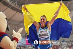 Українка Бех стала віцечемпіонкою світу з легкої атлетики