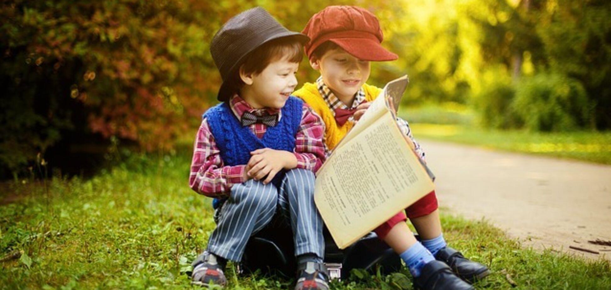Чому сучасні діти не читають і як з цим боротися