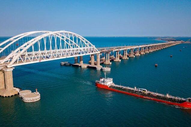 Росія провалила план по Кримському мосту