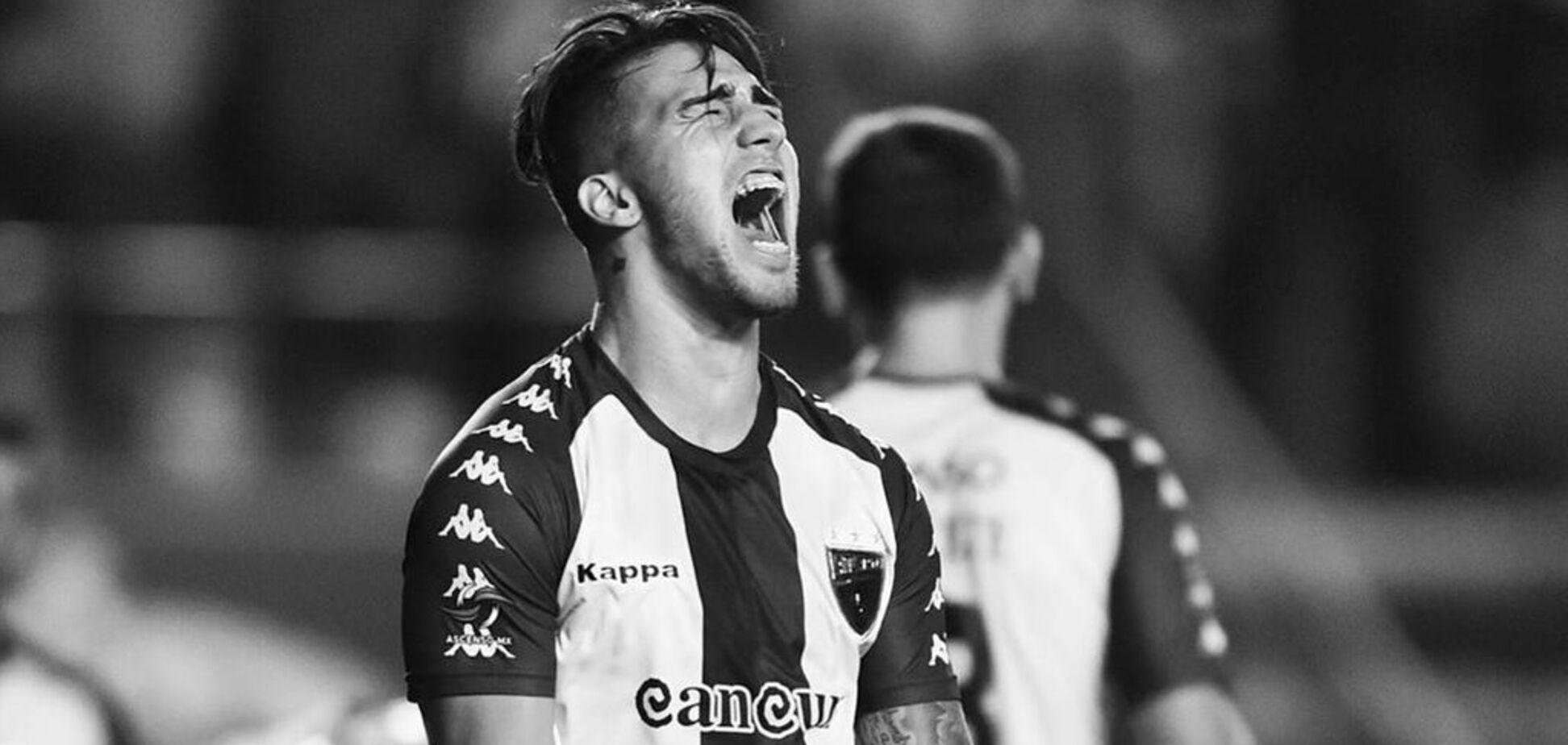 23-річний аргентинський футболіст трагічно загинув на вечірці