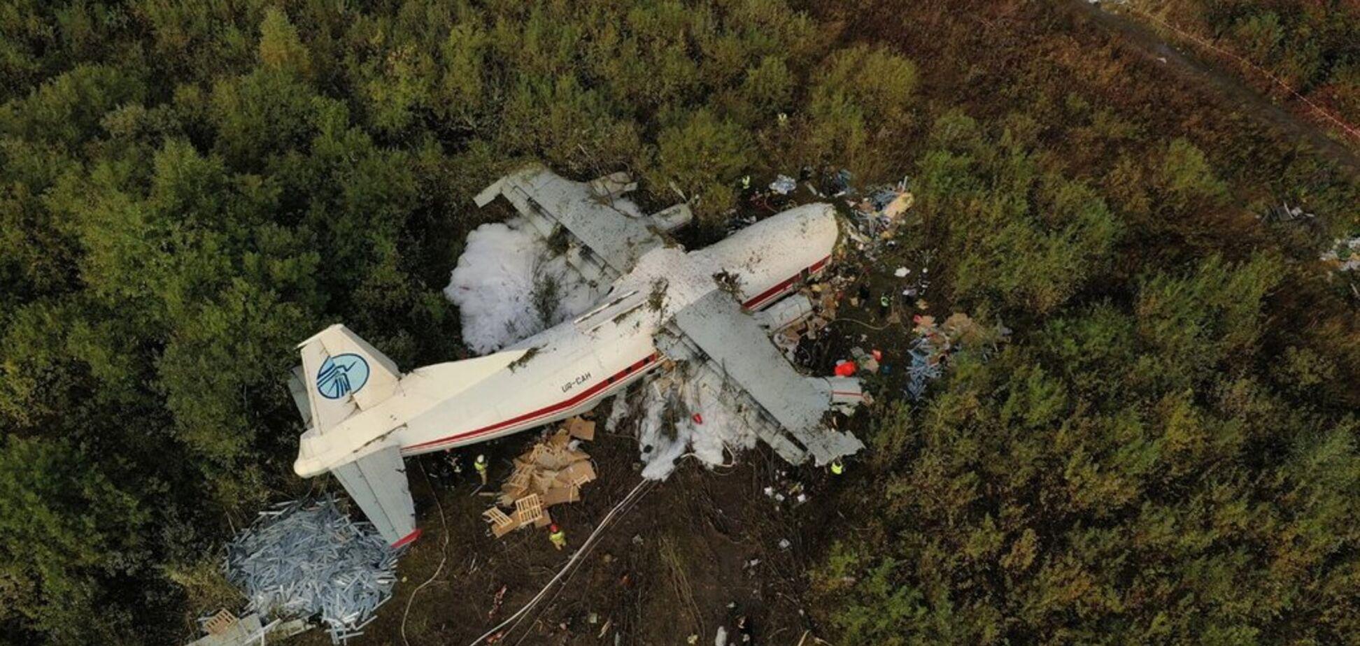 Падіння Ан-12 під Львовом: компанія поплатилася за 'жадібність'