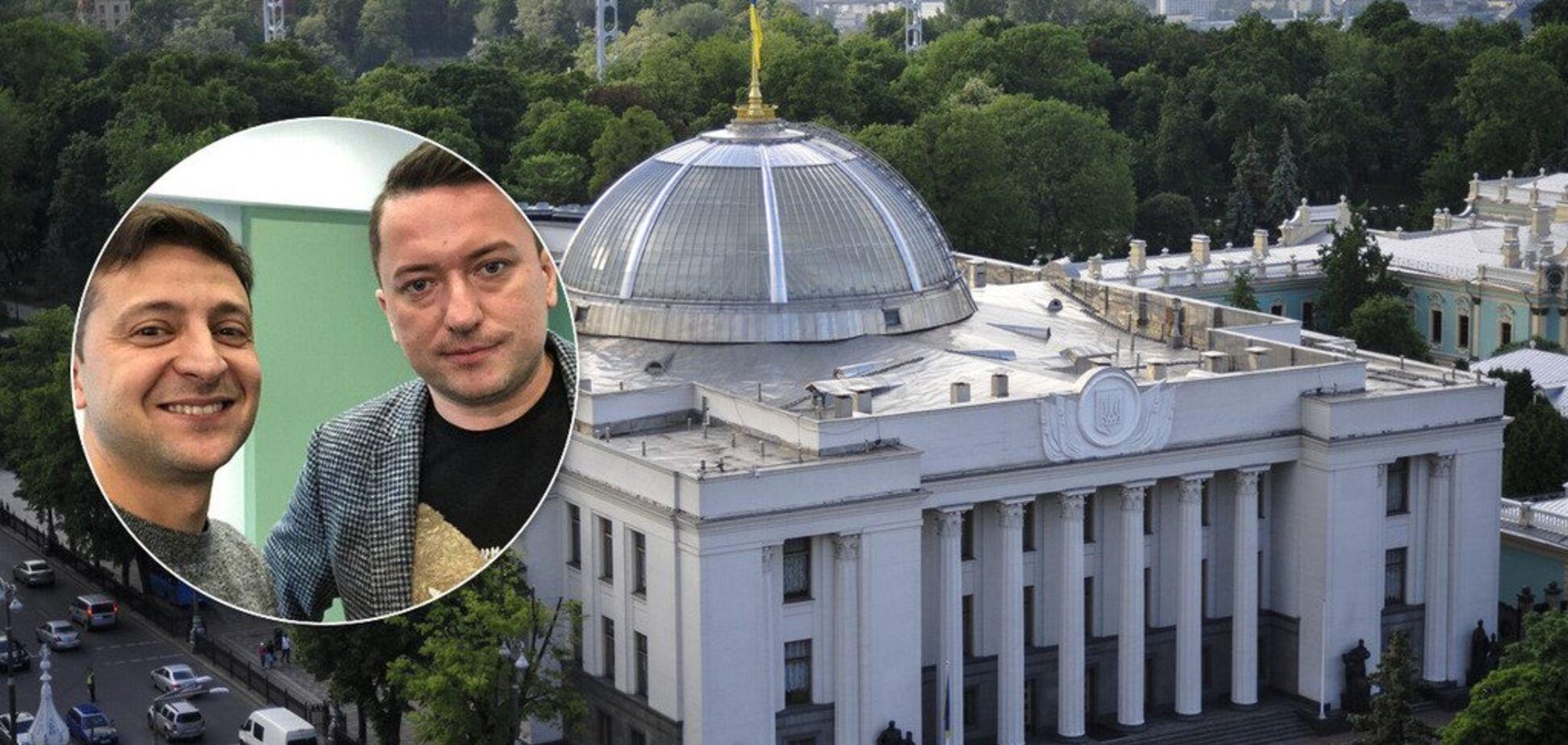 У нас немає божевільних: заступник голови ''Слуги'' про конфлікт із Богданом, ринок землі та амністію