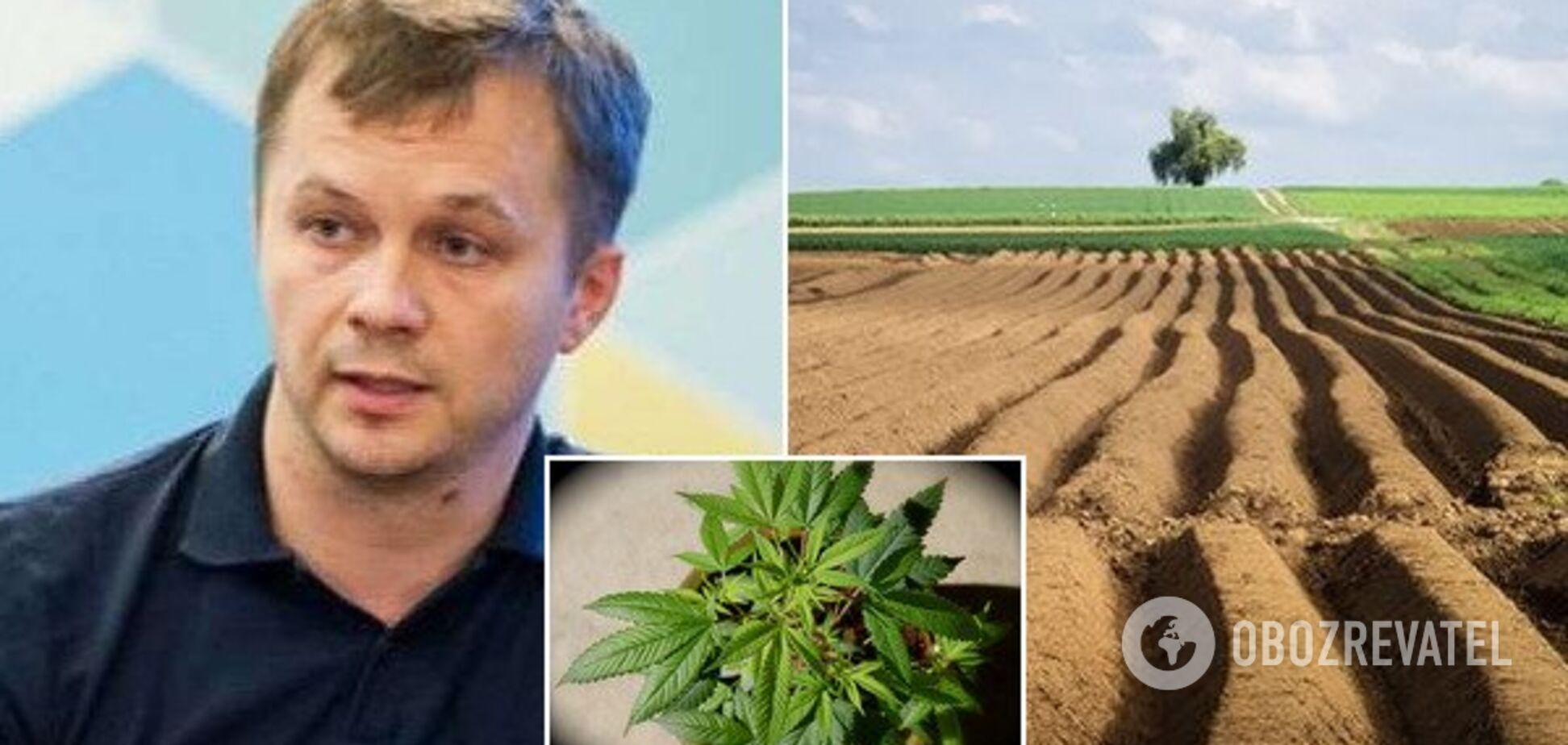 'Мене ніколи не цікавила Україна': як міністр Милованов зберігає старі аграрні схеми