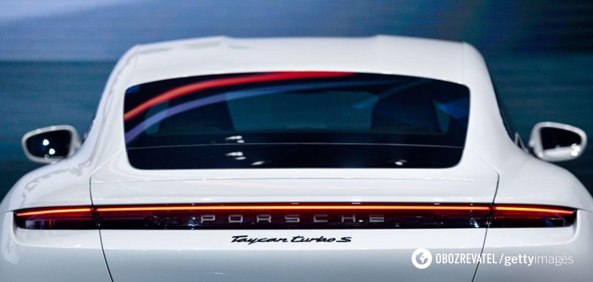 Porsche показала процесс сборки 'убийцы Tesla': впечатляющее видео