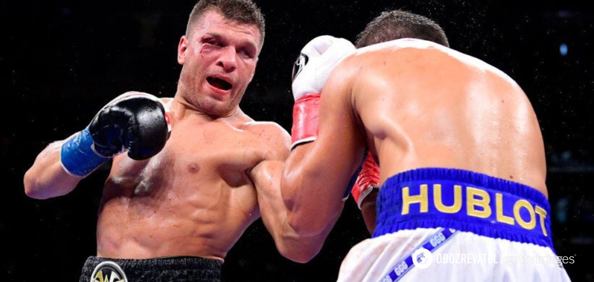 'Трапилося щось дивне': Дерев'янченко вперше прокоментував бій із Головкіним