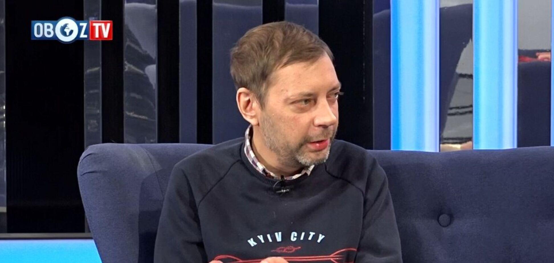 Говорить, что на Майдане все проплаченные – это смешно: спикер ''Правого сектора''