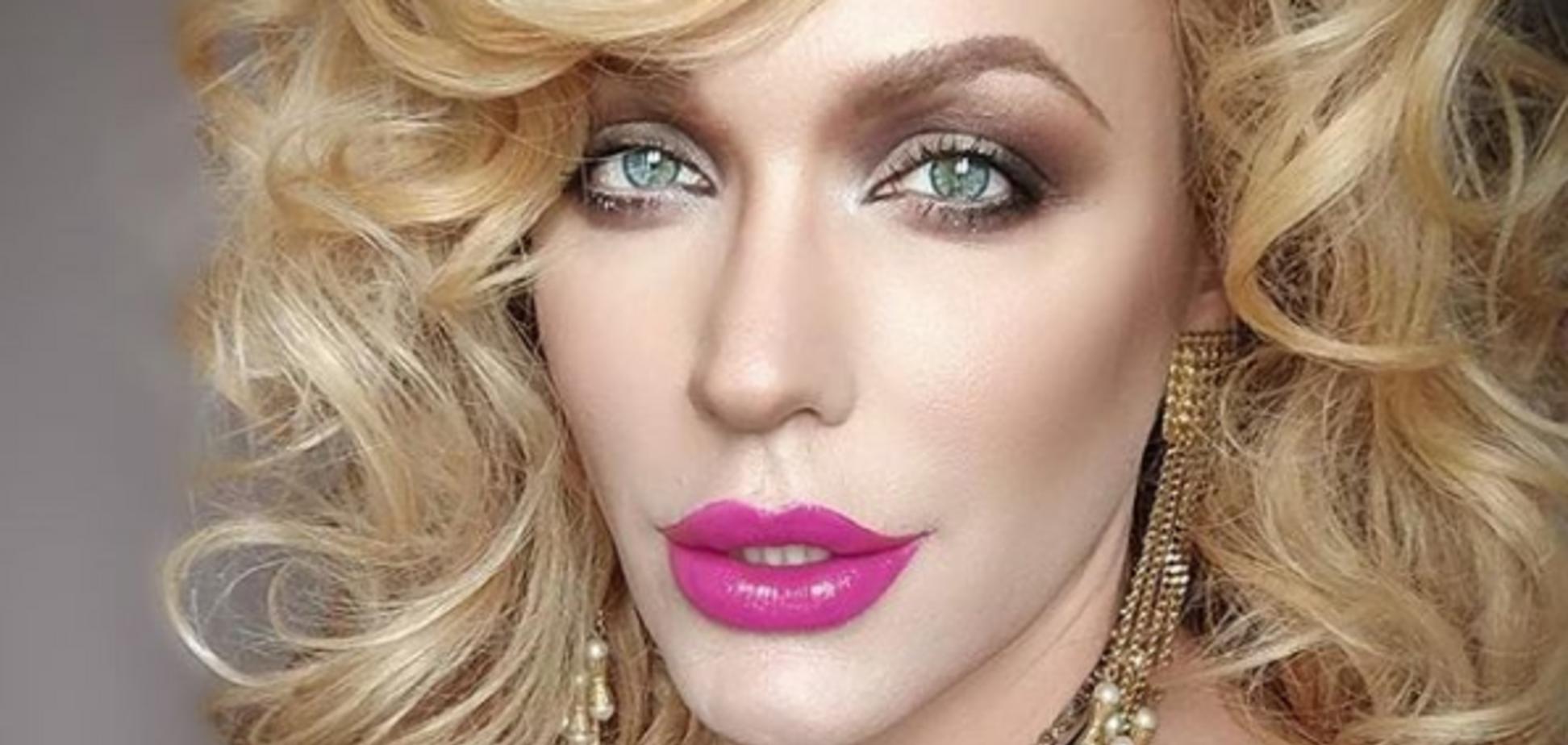 Популярна в Україні травесті-діва розкрила секрет краси