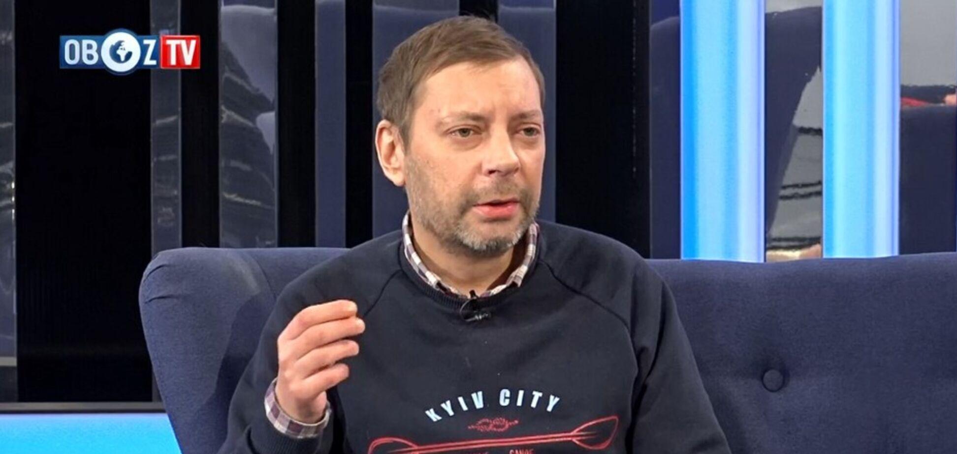 Спикер ''Правого сектора'' до сих пор остается гражданином РФ