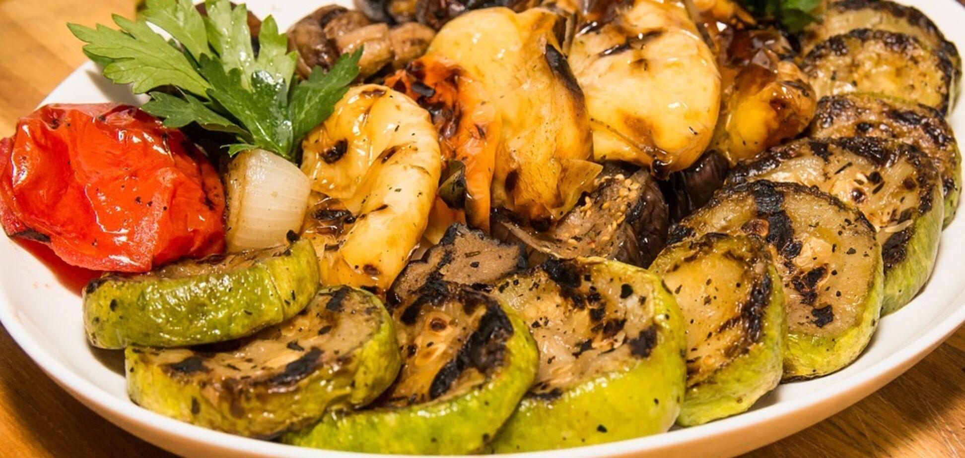 Рецепт найсмачнішого маринаду для овочів гриль