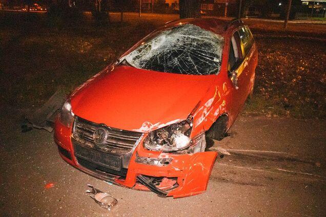 У Києві п'яний водій влаштував жахливу ДТП
