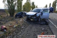 У страшній аварії під Миколаєвом загинули керівники місцевої поліції