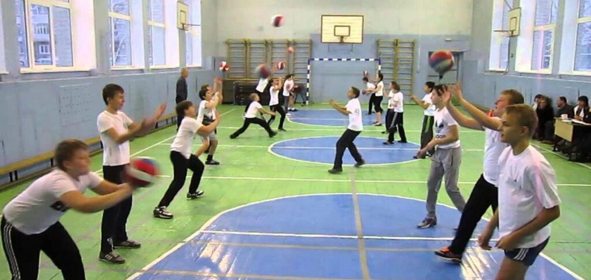 В российской школе случился смертельный случай на уроке физкультуры