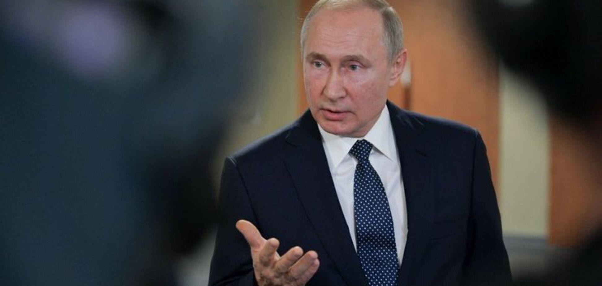 Чего не может Путин