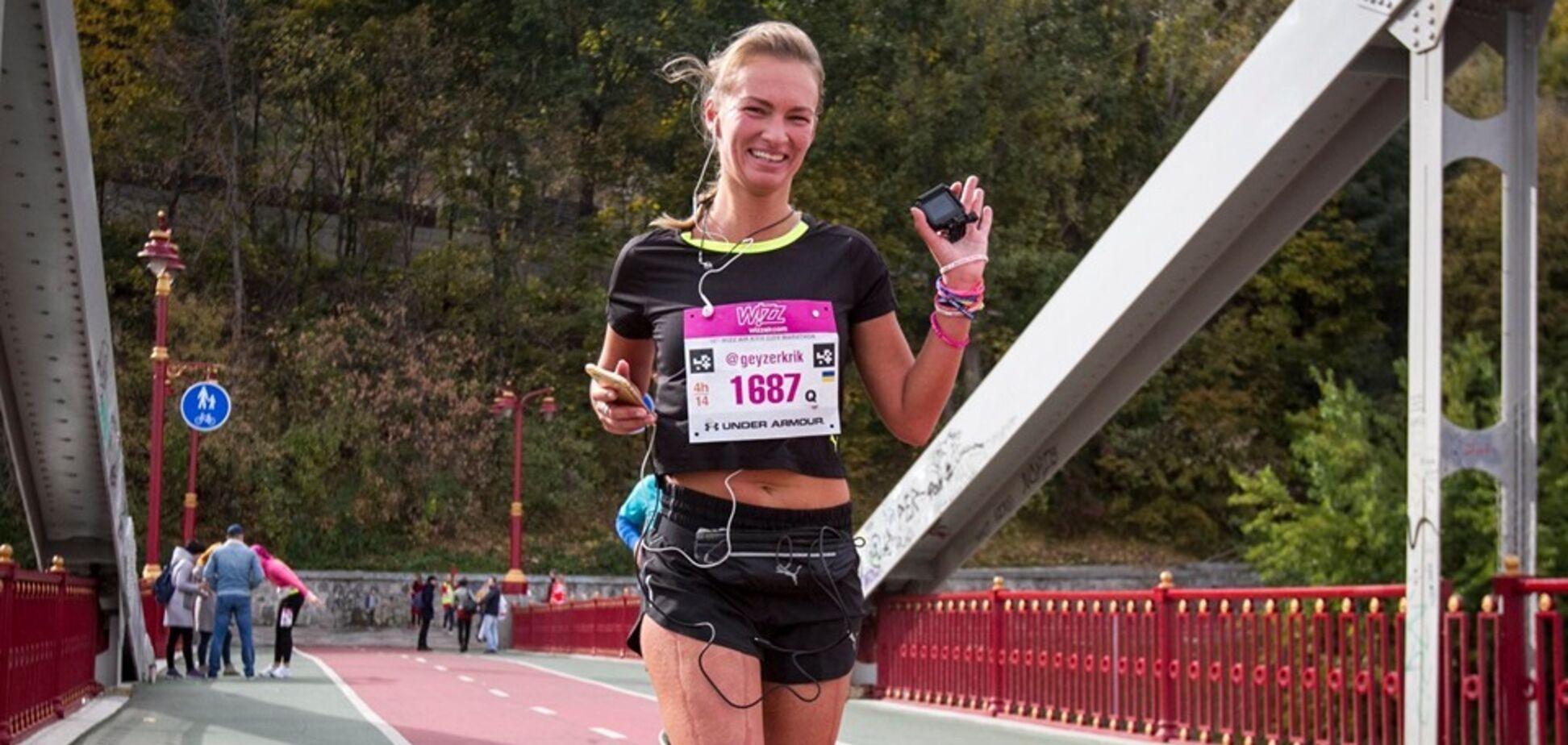 Українка після ампутації ноги встановила неймовірний рекорд