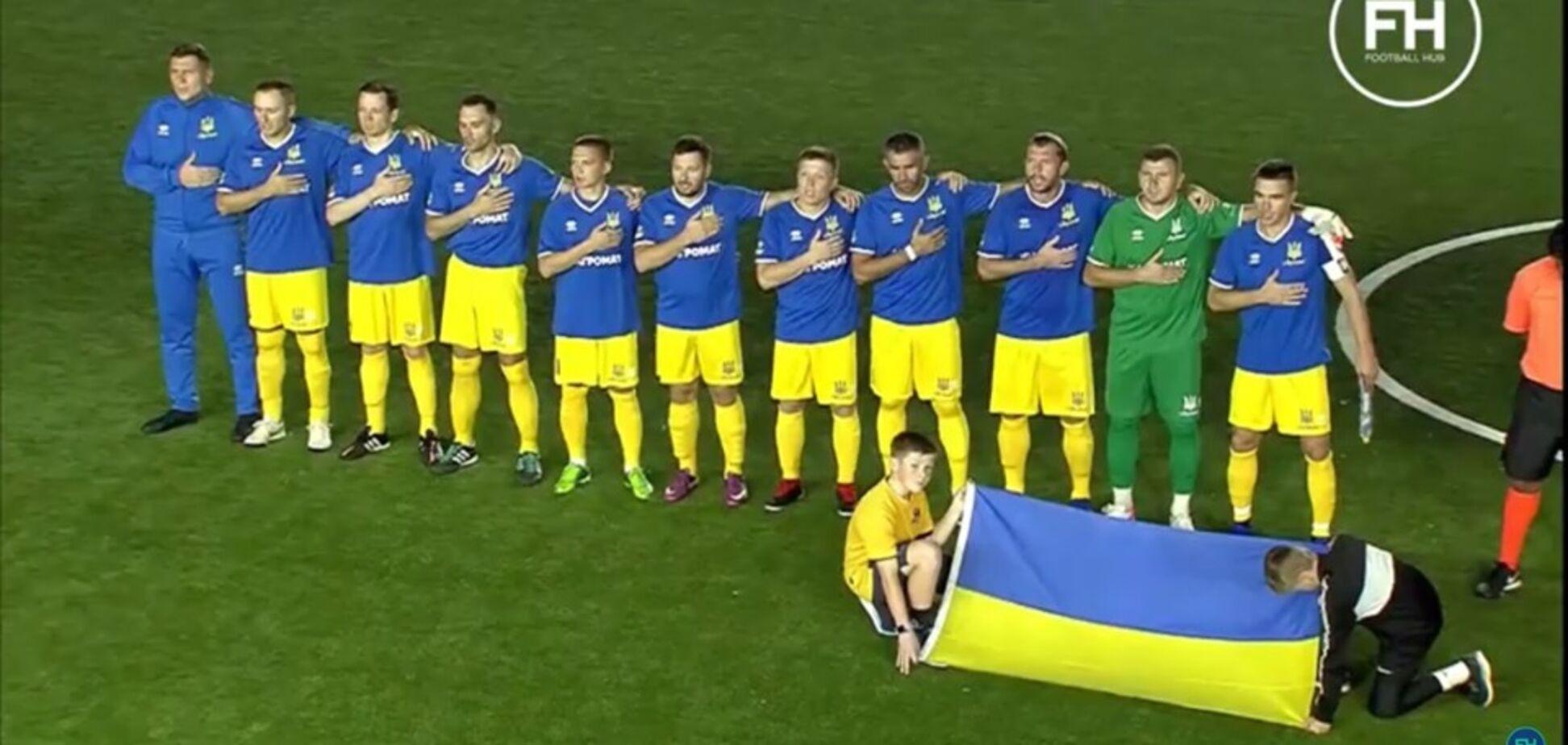 Збірна України 'винесла' суперника і вийшла у четвертьфінал ЧС із мініфутболу