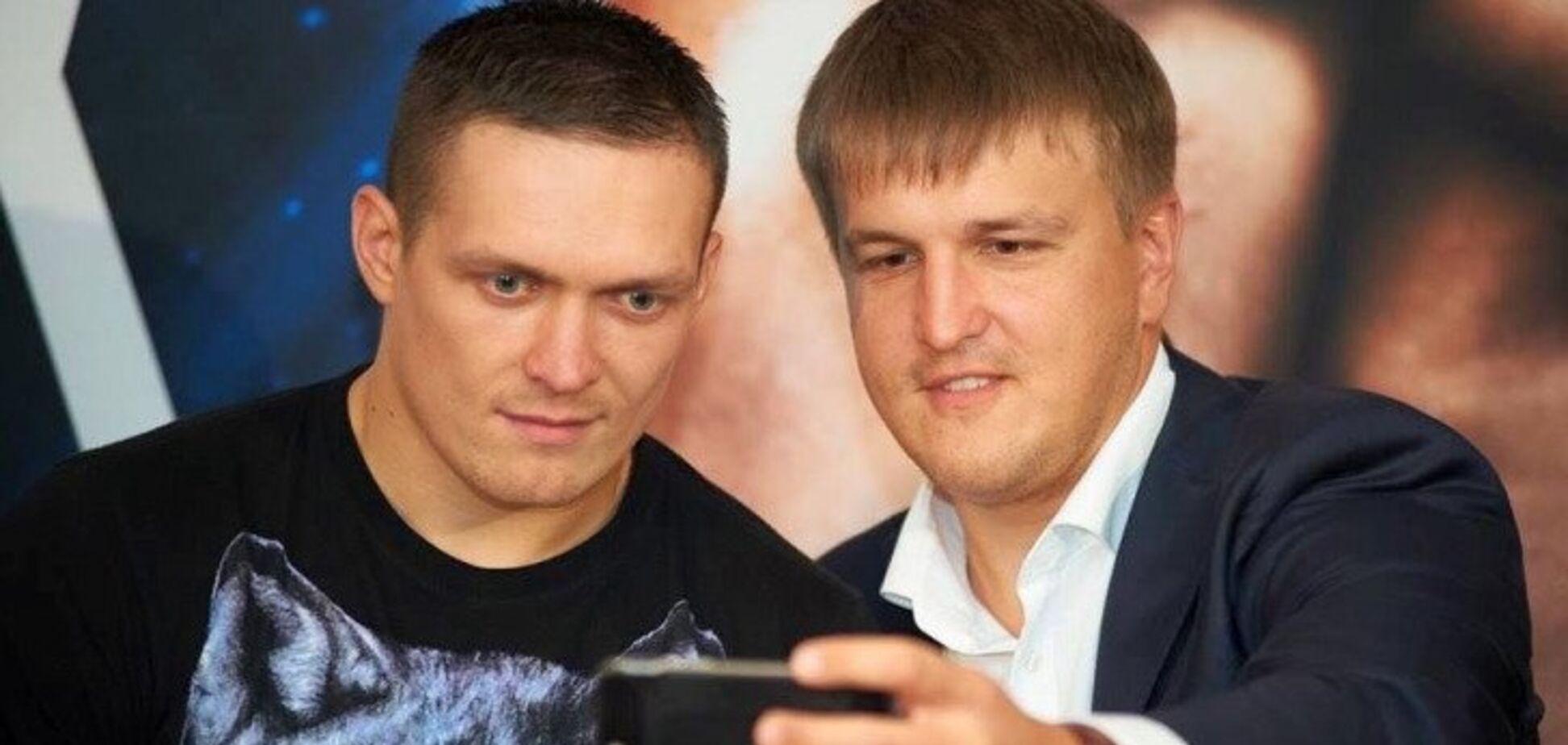 'Немає шансів': в команді Усика прояснили ситуацію з боєм проти росіянина