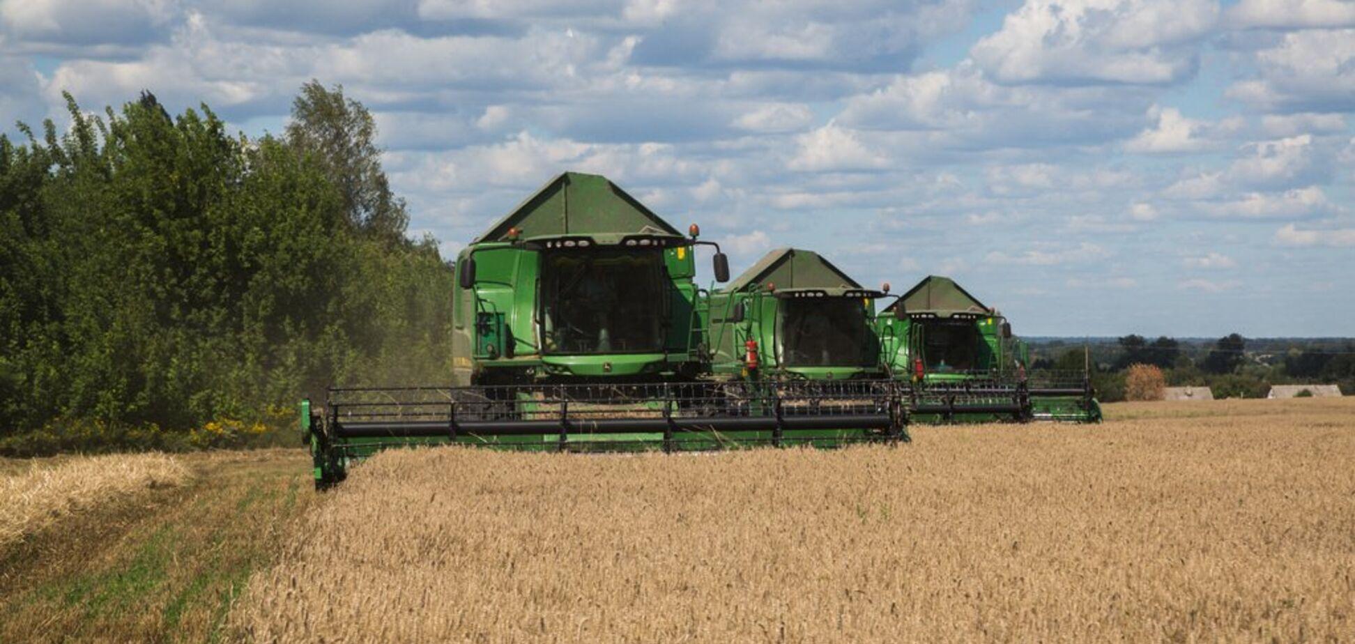 Група компаній 'Укрлендфармінг' закінчила посів озимої пшениці